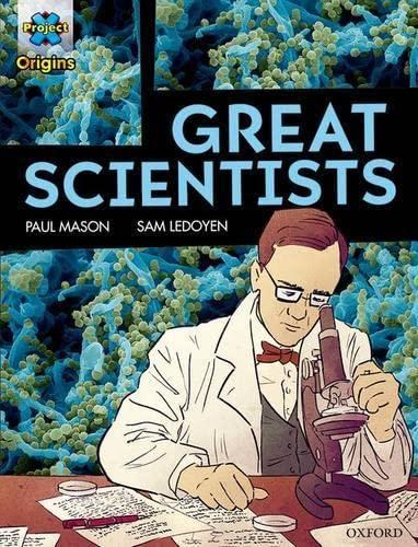 Great Scientists: Paul Mason, Sam