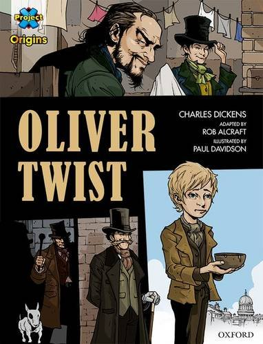 Oliver Twist: Charles Dickens, Rob