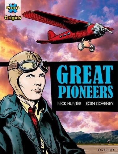 Great Pioneers: Nick Hunter, Eoin