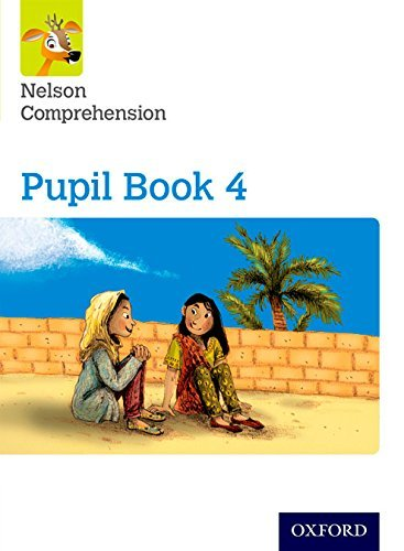 9780198368199: Nelson Comprehension Student's Book 4 - 9780198368199 (Nelson English)