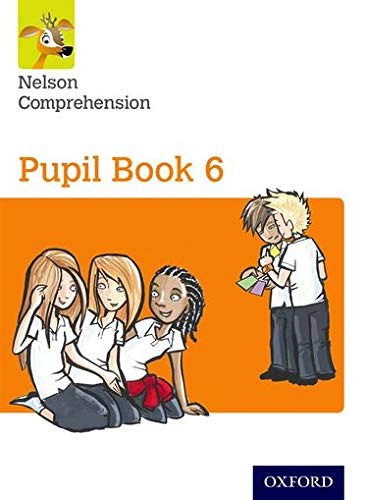 9780198368229: Nelson Comprehension: Year 6/Primary 7: Pupil Book 6 (Pack of 15)