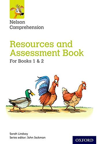 Nelson Comprehension: Years 1 & 2/Primary 2 & 3: Resources and Assessment Book for ...