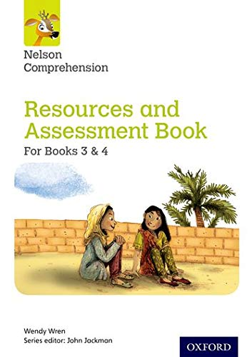 Nelson Comprehension: Years 3 & 4/Primary 4 & 5: Resources and Assessment Book for ...