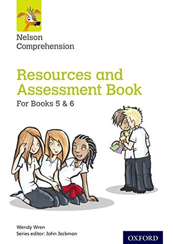 9780198368298: Nelson Comprehension: Years 5 & 6/Primary 6 & 7: Resources and Assessment Book for Books 5 & 6