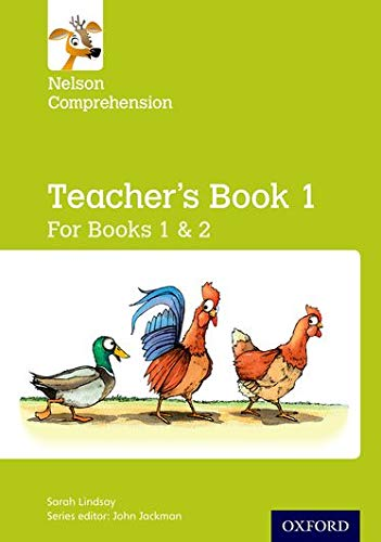 9780198368304: Nelson Comprehension: Years 1 & 2/Primary 2 & 3: Teacher's Book for Books 1 & 2teacher's Book 1