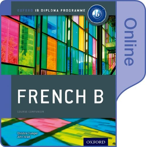 9780198368342: IB French B Online Course Book