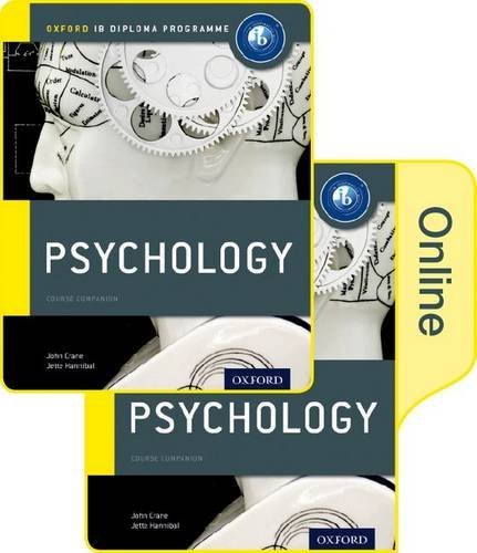 9780198368397: IB Psychology Print and Online Course Book Pack