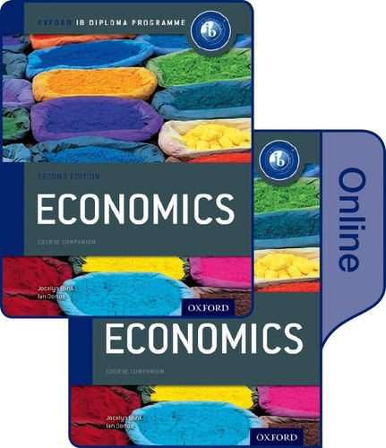 9780198368410: IB Economics Print and Online Course Book Pack