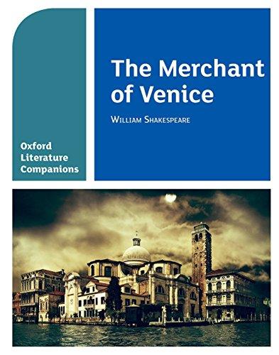 9780198368786: Oxford Literature Companions: The Merchant of Venice