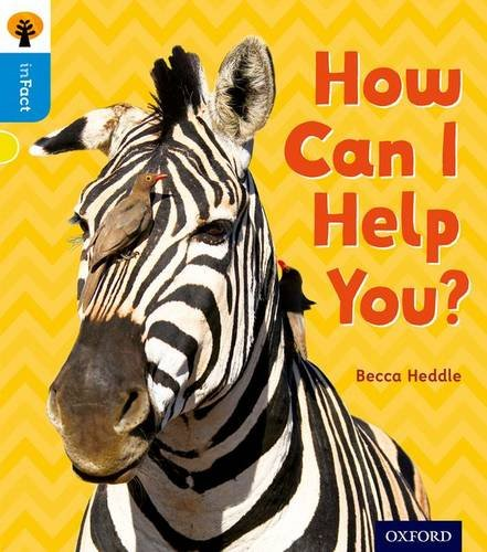 Oxford Reading Tree inFact: Oxford Level 3: Becca Heddle