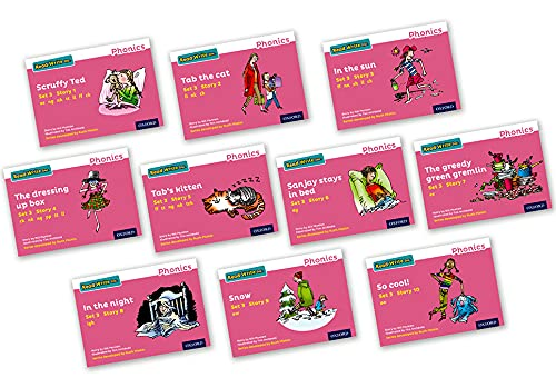 9780198371670: Read Write Inc. Phonics: Pink Set 3 Storybooks Mixed Pack of 10