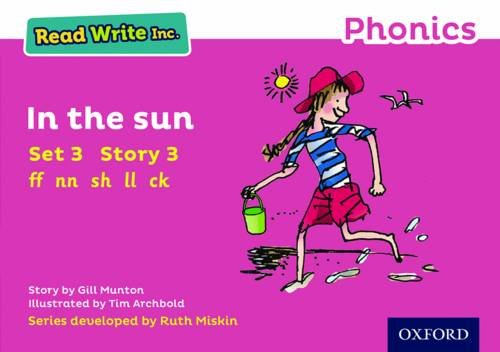 9780198371717: Read Write Inc. Phonics: Pink Set 3 Storybook 3 In the Sun