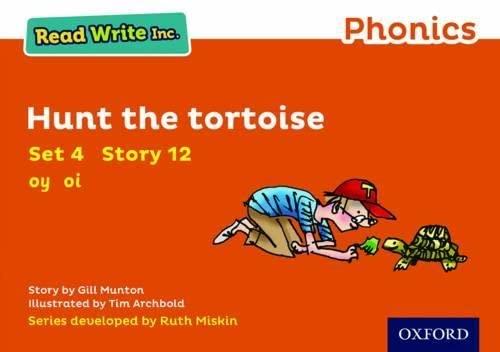 Read Write Inc. Phonics: Orange Set 4: Gill Munton
