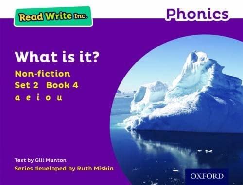 Read Write Inc. Phonics: Purple Set 2: Gill Munton