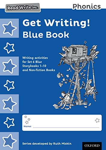 9780198374145: Read Write Inc. Phonics: Get Writing! Blue Book Pack of 10
