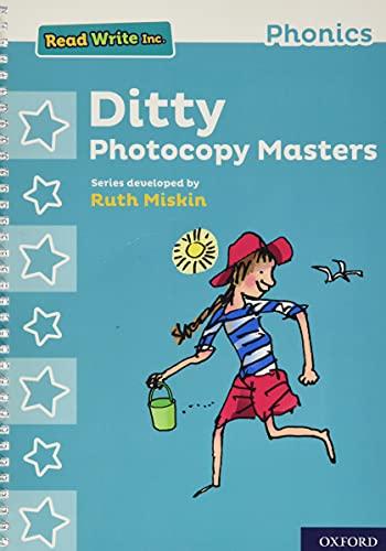 9780198374220: Read Write Inc. Phonics: Ditty Photocopy Masters