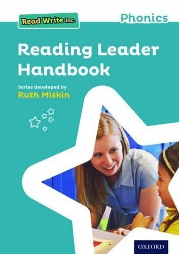 9780198374275: Read Write Inc. Phonics: Reading Leader Handbook