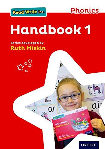 9780198374299: Read Write Inc. Phonics: Teaching Handbook 1