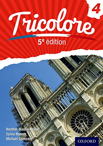 9780198374770: Tricolore 5e édition: Audio CD Pack 4 (Tricolore 5e edition)