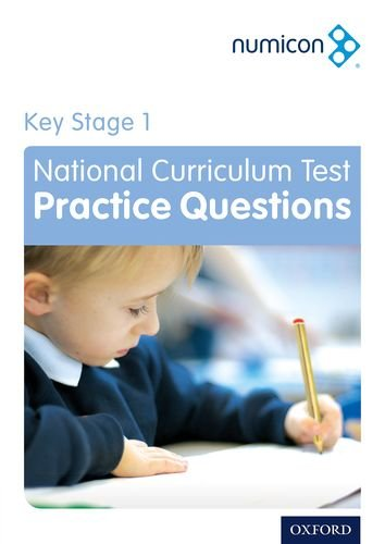 Numicon: Key Stage 1 National Curriculum Test Practice Questions: Atkinson, Ruth, Tacon, Romey