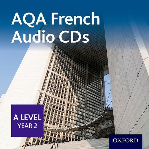 AQA A Level Year 2 French Audio: Robert Pike