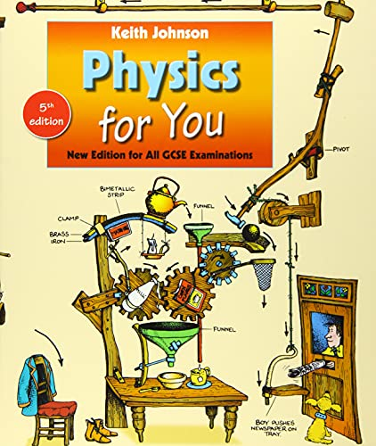 9780198375715: Physics for You: Fifth Edition for All GCSE Examinations