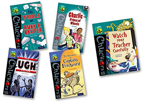 Oxford Reading Tree TreeTops Chucklers: Oxford Levels 16-17: Pack of 5 (Paperback): Roy Apps, ...
