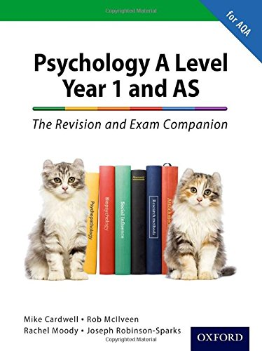 9780198376408: The Complete Companions: A Level Year 1 and AS Psychology: The Revision and Exam Companion for AQA (PSYCHOLOGY COMPLETE COMPANION)