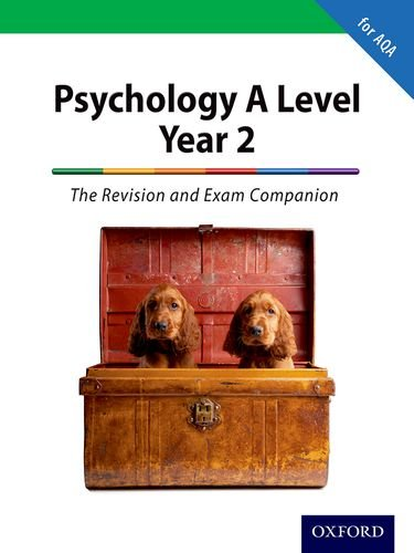 9780198376415: The Complete Companions: A Level Year 2 Psychology: The Revision and Exam Companion for AQA (PSYCHOLOGY COMPLETE COMPANION)