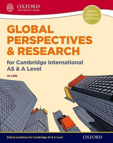 9780198376743: Global Perspectives and Research for Cambridge International AS & A Level Print & Online Book