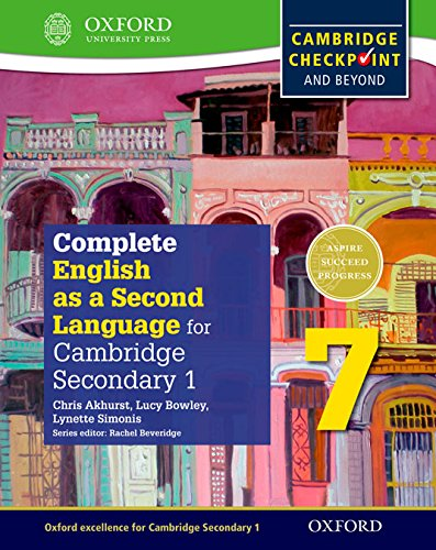9780198378129: Complete English as a Second Language for Cambridge Secondary 1. Student's Book 7