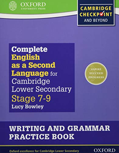 9780198378211: Complete English as a Second Language for Cambridge Secondary 1 Writing and Grammar Practice Book