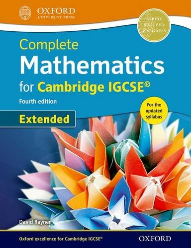 9780198378358: Complete Mathematics for Cambridge IGCSE (R) Student Book (Core)
