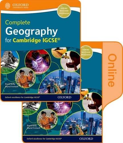 9780198379577: IGCSE complete geography. Student's book. Per le Scuole superiori. Con espansione online