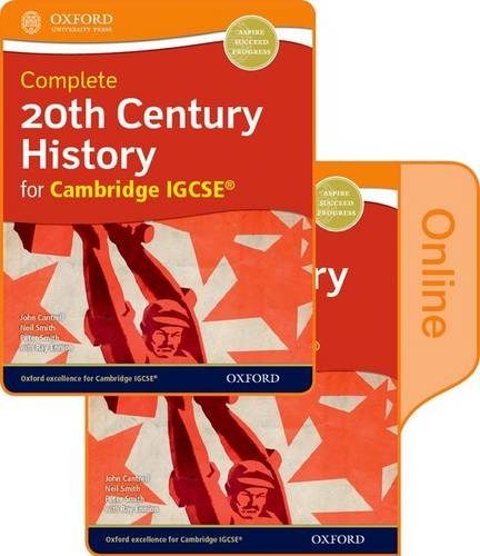 9780198379614: Complete 20th Century History for Cambridge IGCSE: Student Book & Token Book