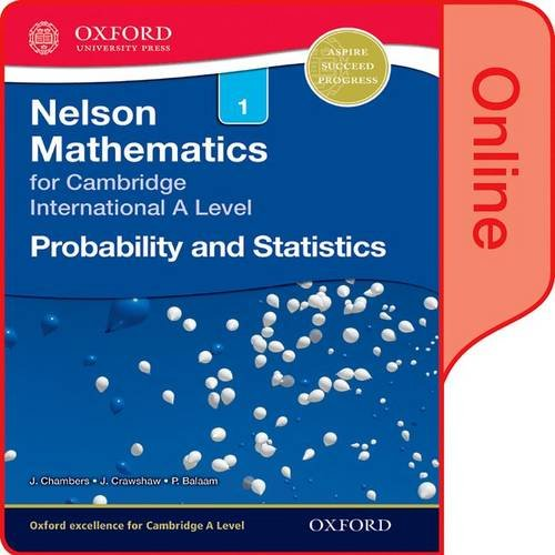Nelson Probability and Statistics 1 for