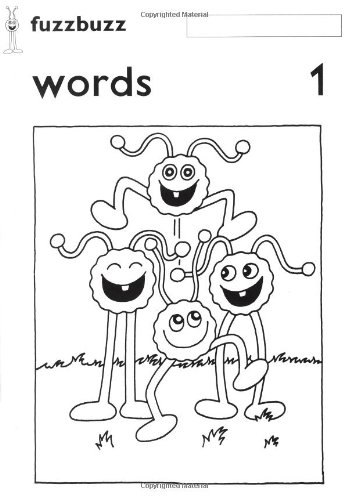 9780198380146: Fuzzbuzz: Level 1: Words 1