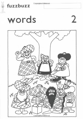 9780198380160: fuzzbuzz: Level 2: Words 2: A Remedial Reading Scheme: Words Level 2