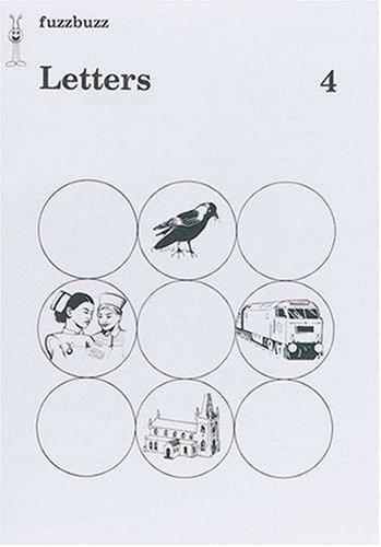 Fuzzbuzz, Level 3 - Letters 4: A: Harris, Colin