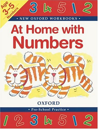 9780198381174: At Home with Numbers (New Oxford Workbooks)