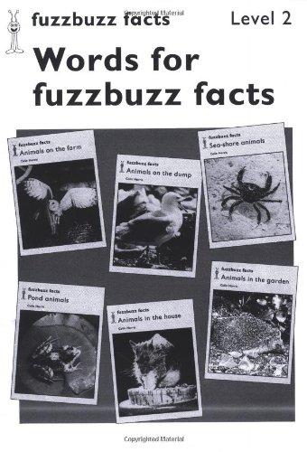 9780198381198: fuzzbuzz: Level 2: fuzzbuzz facts: Words for fuzzbuzz facts: A Remedial Reading Scheme: Facts Level 2