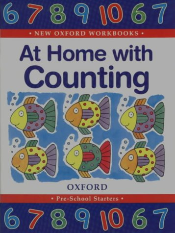 9780198381303: At Home with Counting (New Oxford Workbooks)