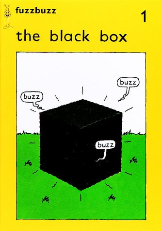 fuzzbuzz: Level 1 Storybooks: The Black Box: Harris, Colin