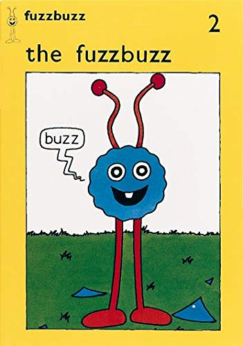 The Fuzzbuzz: A Remedial Reading Scheme: Storybook: Harris, Colin