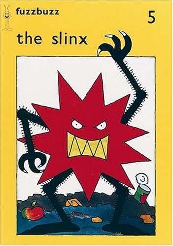 fuzzbuzz: Level 1 Storybooks: The Slinx: A: Harris, Colin