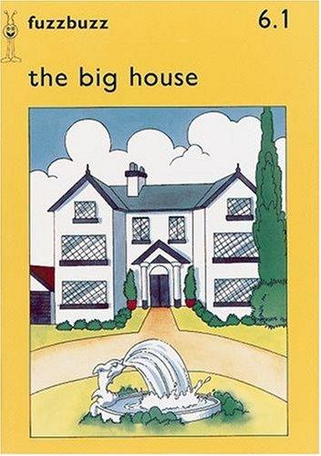 fuzzbuzz: Level 1A Storybooks: Big House: A: Harris, Colin