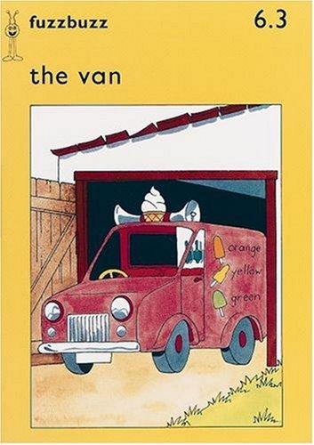 fuzzbuzz: Level 1A Storybooks: The Van: Harris, Colin
