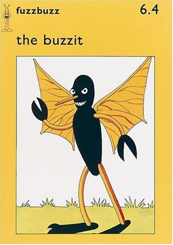 fuzzbuzz: Level 1A Storybooks: The Buzzit: A: Harris, Colin