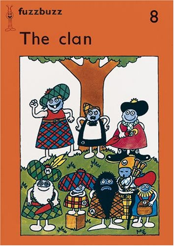 fuzzbuzz: Level 2 Storybooks: The Clan: A: Harris, Colin