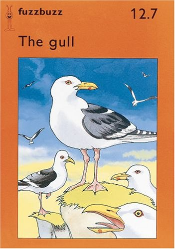fuzzbuzz: Level 2B Storybooks: The Gull: A: Harris, Colin